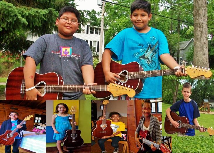 Fender music spirit