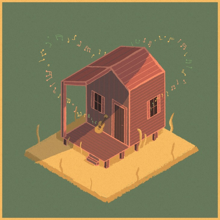 Cabin art